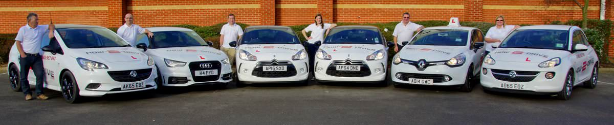 Take your driving lessons in Norfolk with our qualified driving instructors.