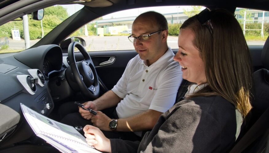 Driving Instructor Training in Norwich